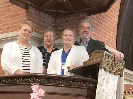 Nativity represented at Province IV Altar Guild Retreat