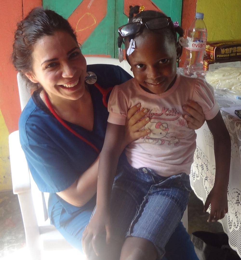 Medical Mission, Martel, Haiti