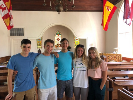 Episcopal Strong Youth Mission