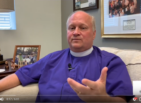 Bishop Russell Reflects on John 7-9