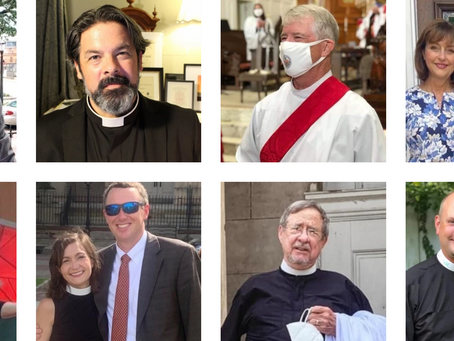 First Graduates of the Diocesan School for Ministry Ordained