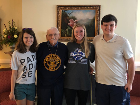 High School Then; High School Now--Making Multi-generational Connections