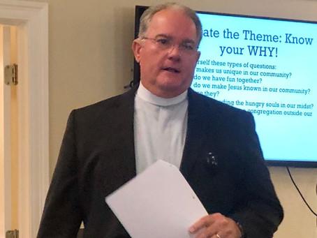 Congregational Enrichment Venture event draws 70 participants for a day of training