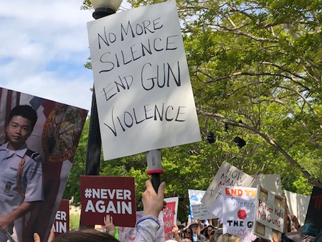 A Reflection on March For Our Lives