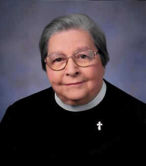 The Rev. Deacon Clara Hewis begins new ministry