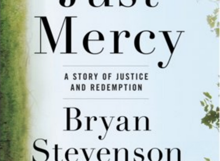 """Just Mercy"" Diocesan Book Read"