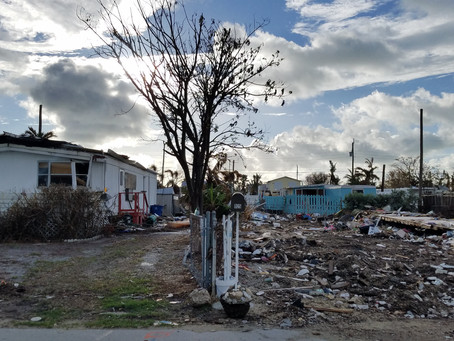 Blessing those in need in Marathon, Florida