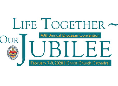 2020 Annual Diocesan Convention Summary