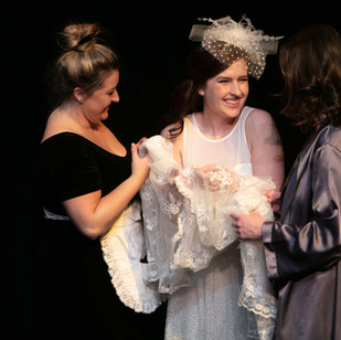Karina Bailey - Barbarina - Le nozze di Figaro