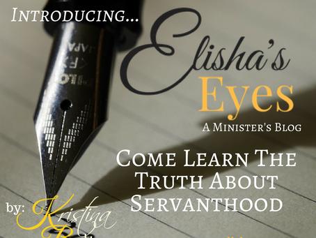 Reintroducing Elisha's Eyes