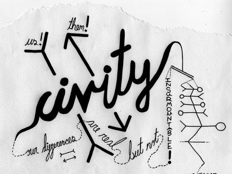 How Complexity Makes Civity Clearer