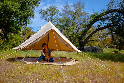 CanvasCamp Protech 300 bell tent (3m)