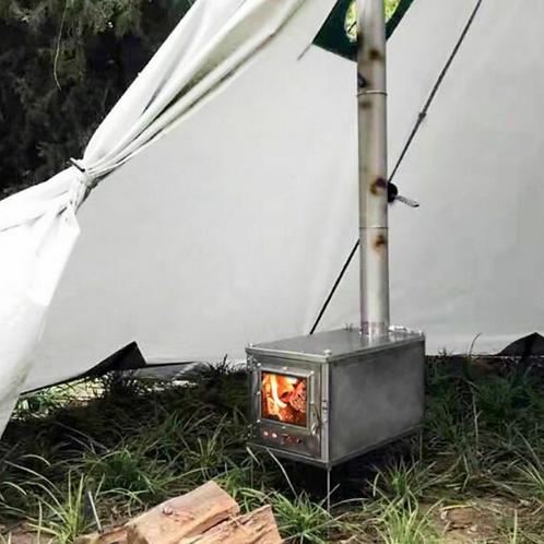 Winnerwell fastfold Woodburner stove