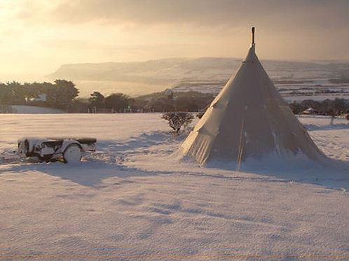 Canvascamp Ultimate Tipi 4, 5 or 6m