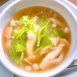10月のスープ