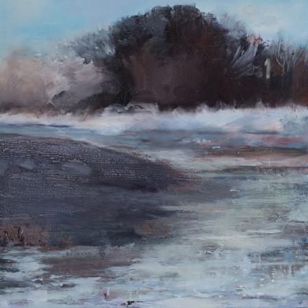 Lucid Dreaming 40cm x 40cm | Oil on canvas