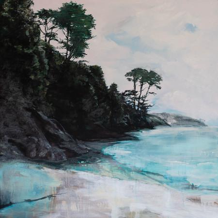 Idyll | Oil On Canvas | 80cm x 80cm