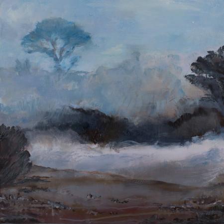 Empirical Perspectives 40cm x 40cm | Oil on canvas