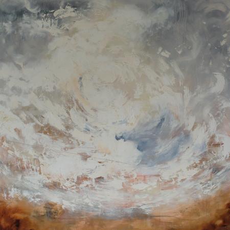 Solstice 100cm x 100cm | Oil on canvas | SOLD