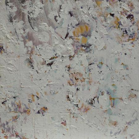Souston Rose 30cm x 30cm | Oil on canvas