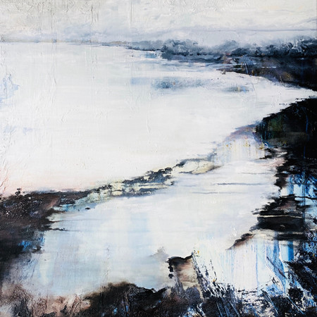 Evanescence | Oil On Canvas | 60cm x 60cm