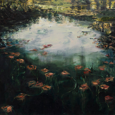 Paradiso | Oil On Canvas | 80cm x 80cm