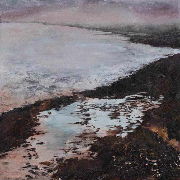 Halcyon - Oil On Canvas - 60cm x 60cm