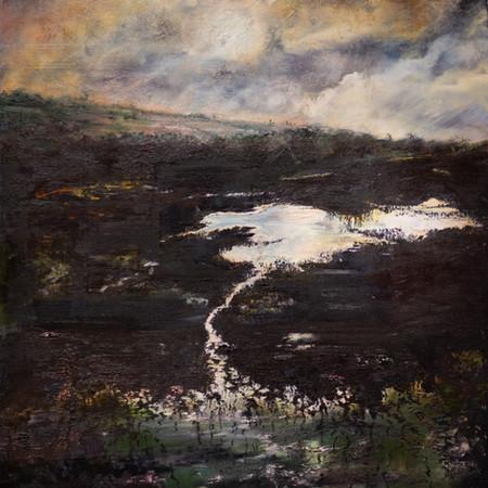 Dissipation | 60cm x 60cm | Oil On Canvas