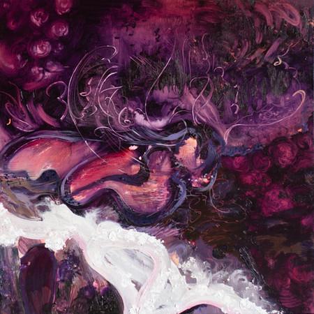 Deific 60cm x 60cm | Oil on canvas