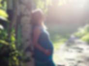 Mulher grávida de Birch