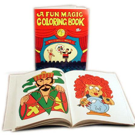 Le livre de coloriage (petit modèle)