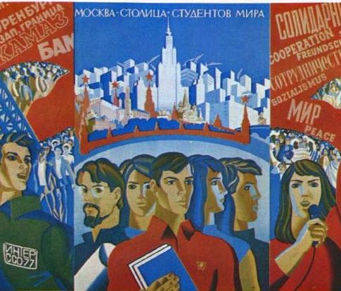 Soviet Moscow