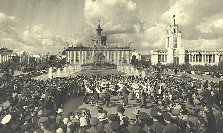 VDNKH, 1930th