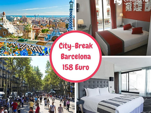 City Break - Barcelona TM/CJ