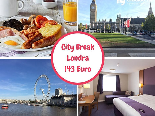 City Break - LondraTM/CJ