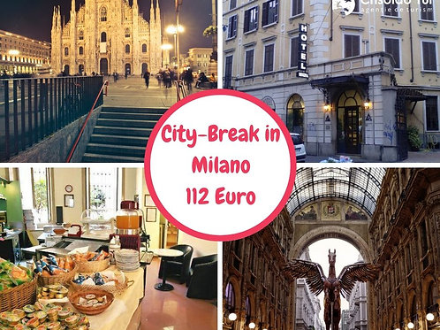 City Break - Milano TM/CJ