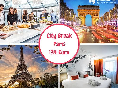 City Break - Paris TM/CJ