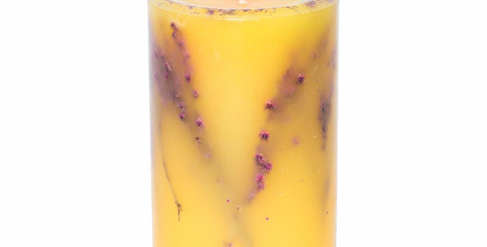 Pink Grabia - Yellow
