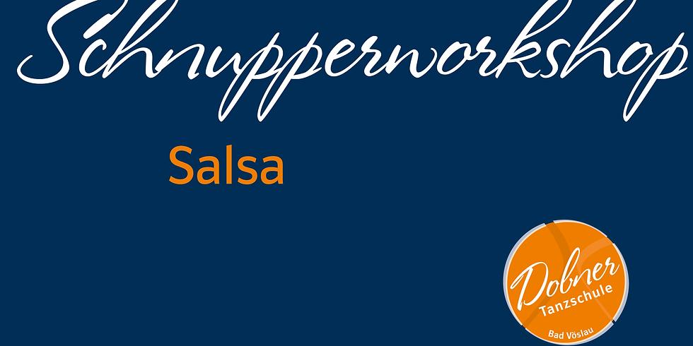 Salsa Schnupperworkshop