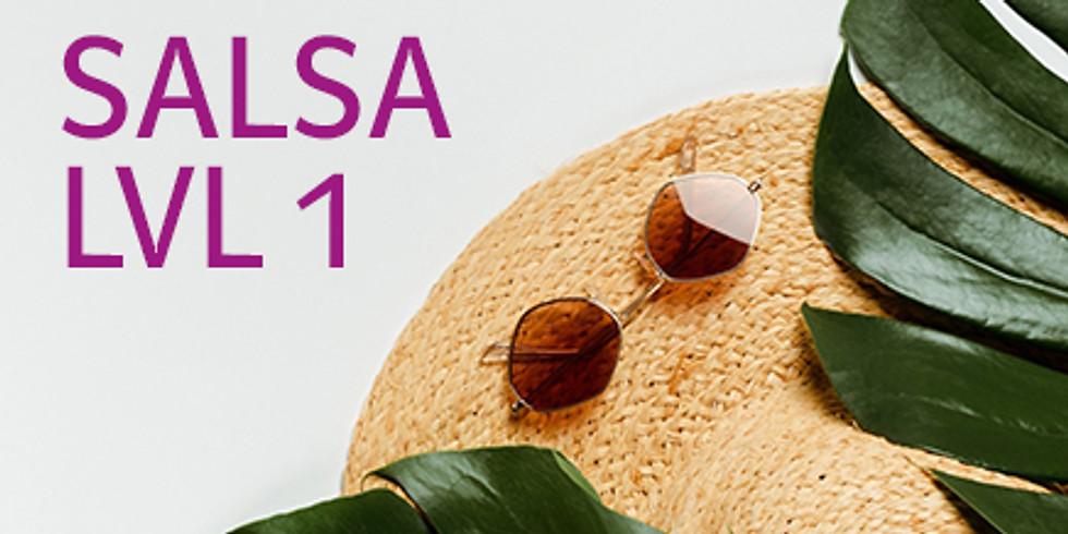 Salsa Cubana Level 1 - Biedermannsdorf - Anfängerkurs