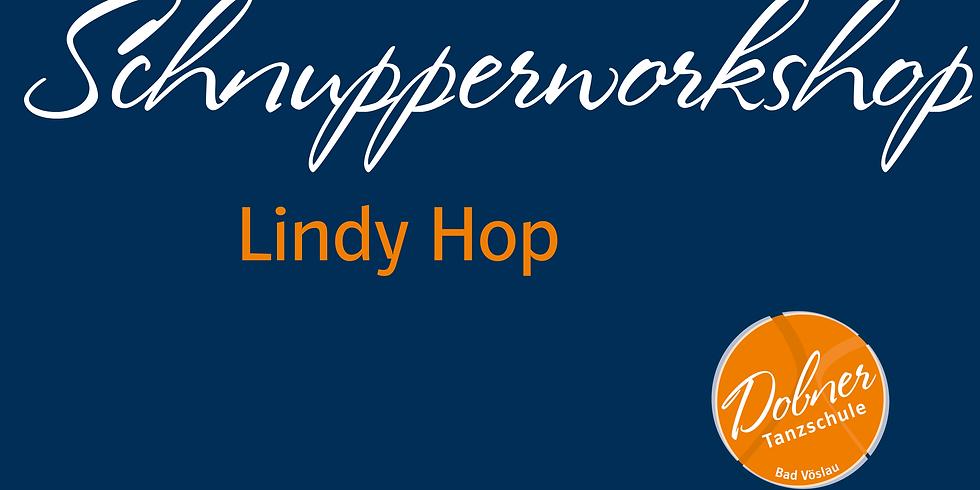 Lindy Hop Schnupperworkshop