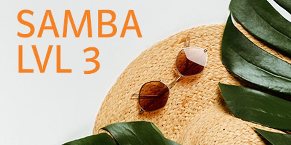 Samba Level 3 - Bad Vöslau - Figurenfolge 2