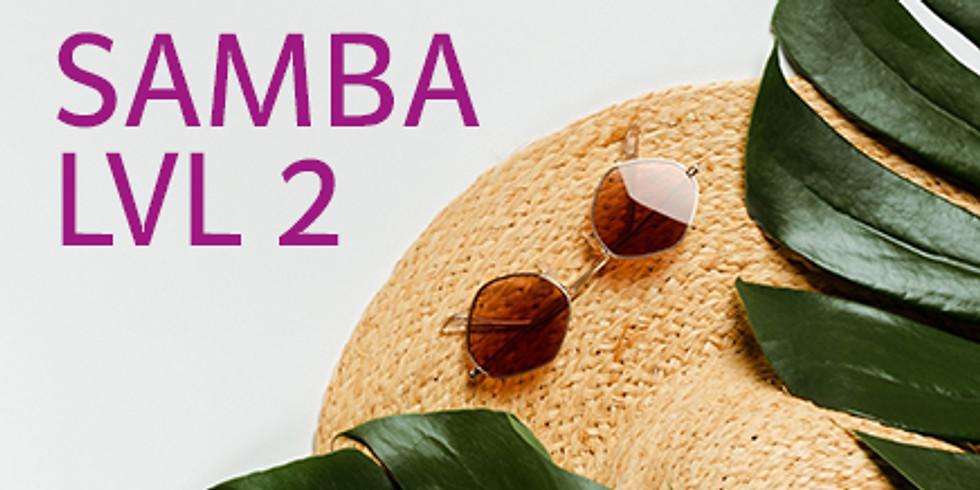 Samba Level 2 - Biedermannsdorf - Figurenfolge 1