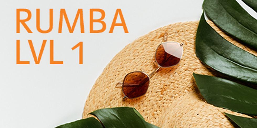 Rumba Level 1 - Bad Vöslau - Anfängerkurs