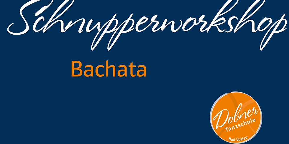 Bachata Schnupperworkshop