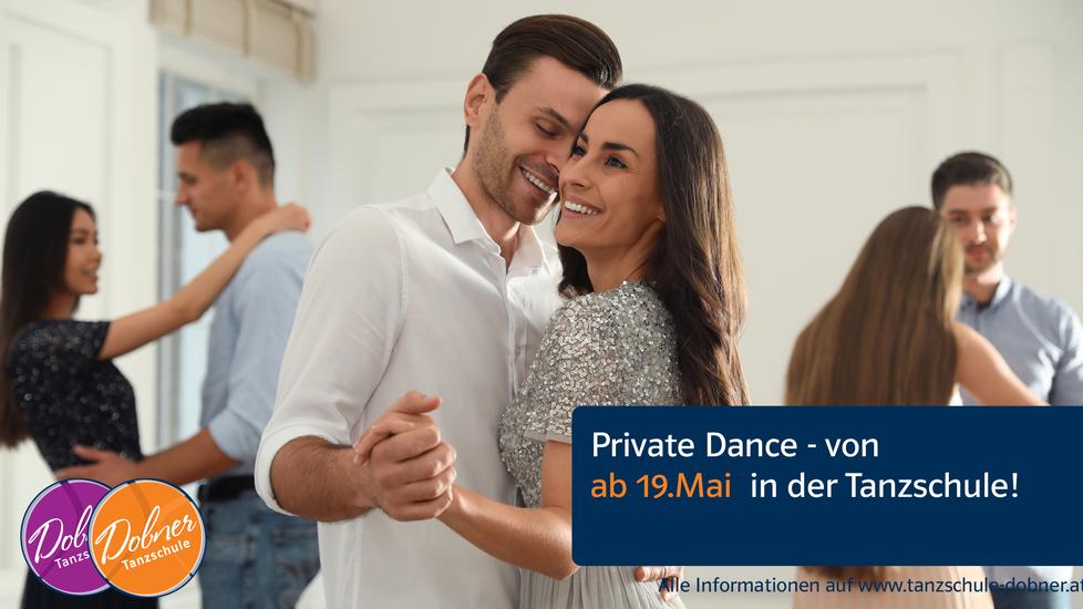 Private Dance - Tanzen in Kleinstgruppen