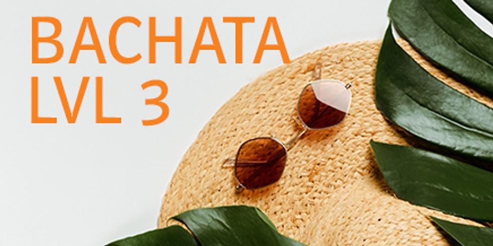 Bachata Level 3 - Bad Vöslau - Livestreamfolgen