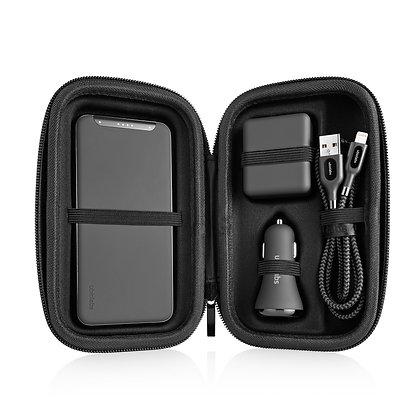 Shadow 6,000mAh Portable Charger Bundle