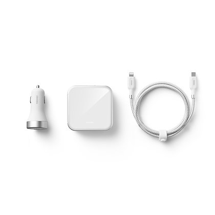 30W USB-C to Lightning Charging Bundle for iPhone