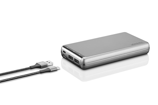 15,000mAh Universal Portable Charger with Lightning® Input